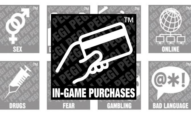 PEGI-Ikärajat Mainitsevat Jatkossa Myös Pelien Loottilaatikoiden