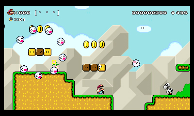 Super Mario Maker for Nintendo 3DS -arvostelu