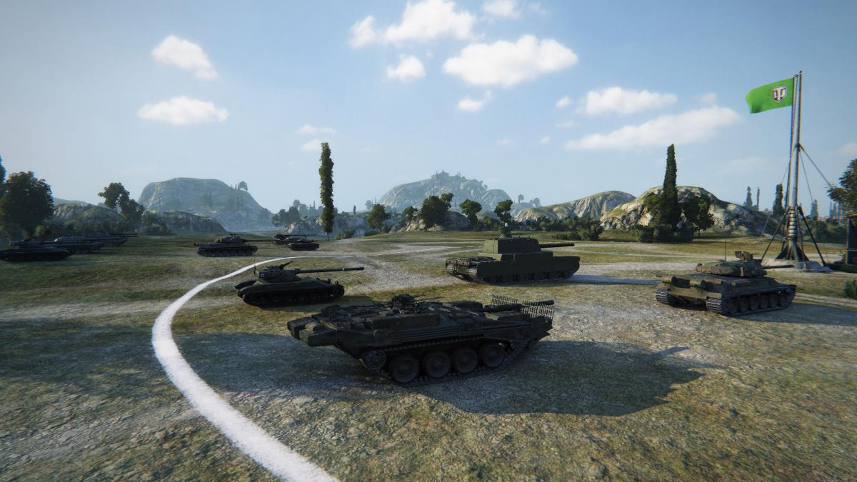 World of Tanks - Swedish Tanks - Ruotsalaiset tankit
