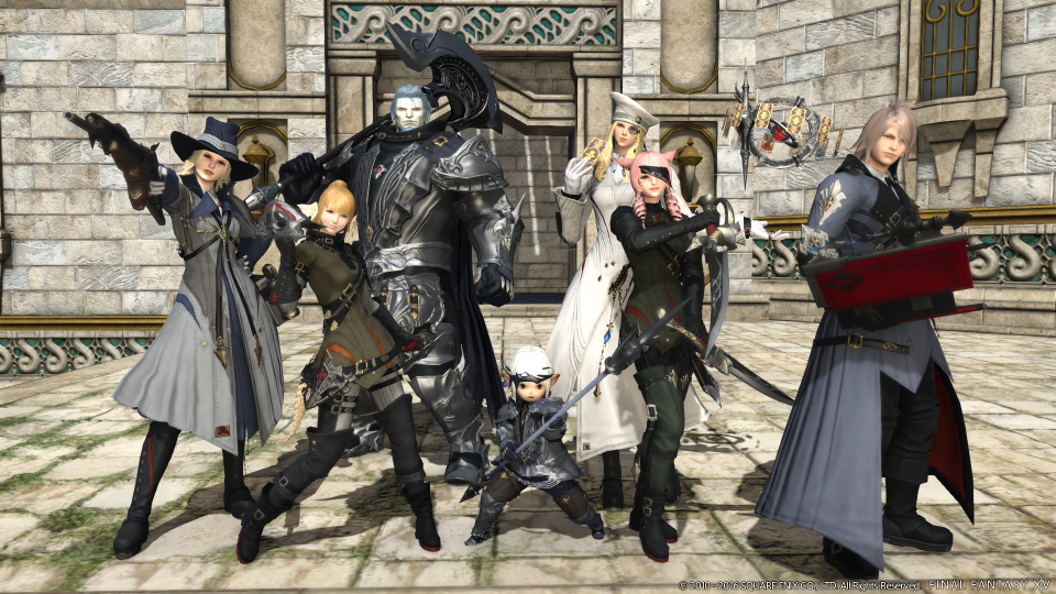 Final Fantasy XIV: A Realm Reborn Patch 3.4 Soul Surrender