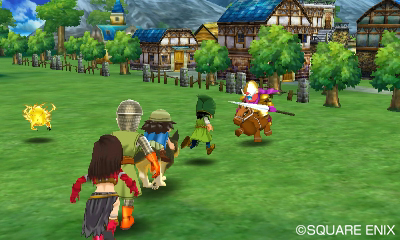 Dragon Quest VII: Fragments of the Forgotten Past -arvostelu