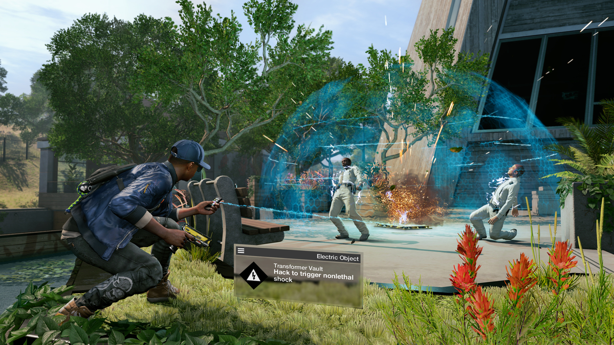 Watch Dogs 2 -ennakkotesti