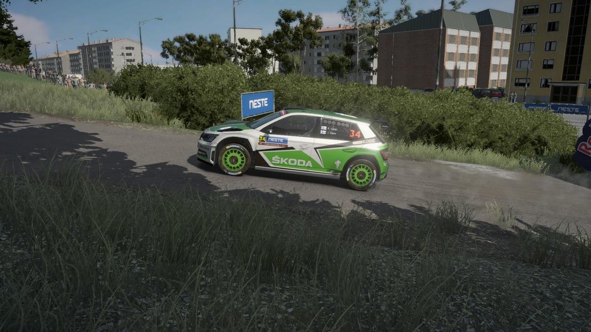 Wrc 6 Arvostelut Sony Ps4 Fia World Rally Championship Arvostelu