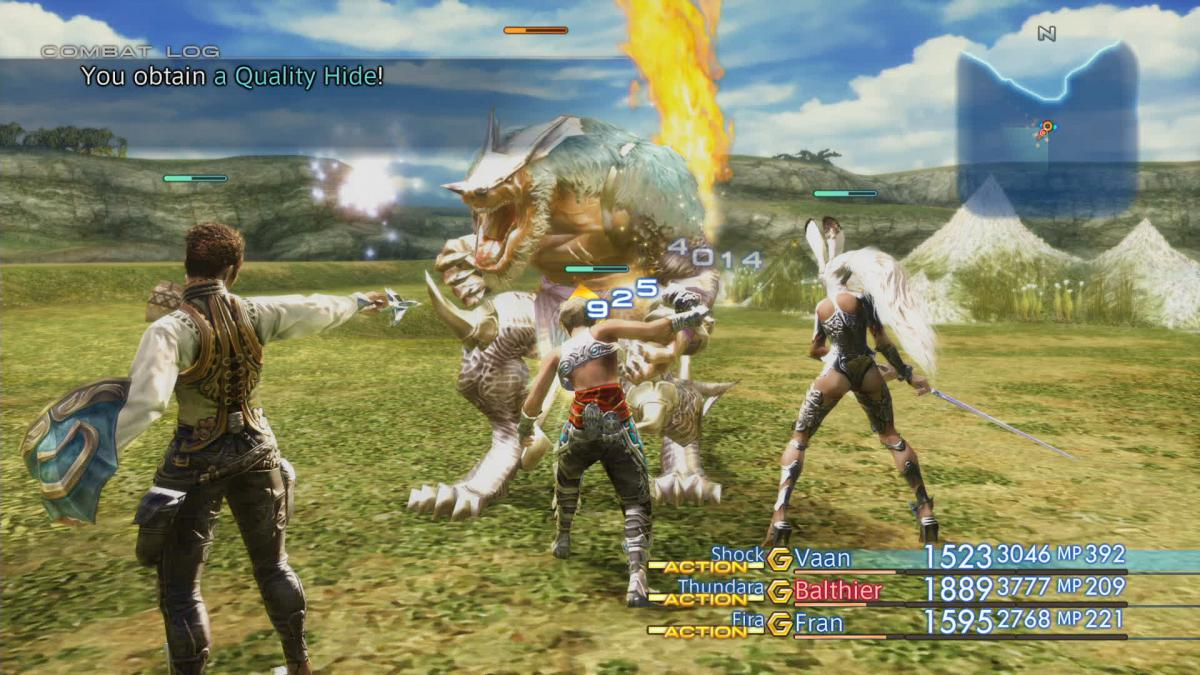Final Fantasy XII: The Zodiac Age preview