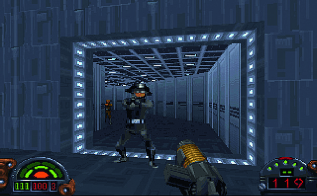 Star Wars: Dark Forces (1993)