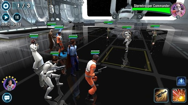 Star Wars: Galaxy of Heroes (2012)