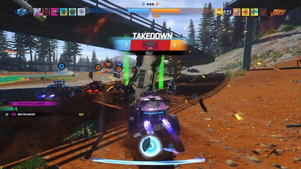 Onrush codemasters