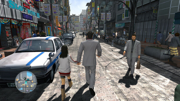 The Yakuza Remastered Collection 1