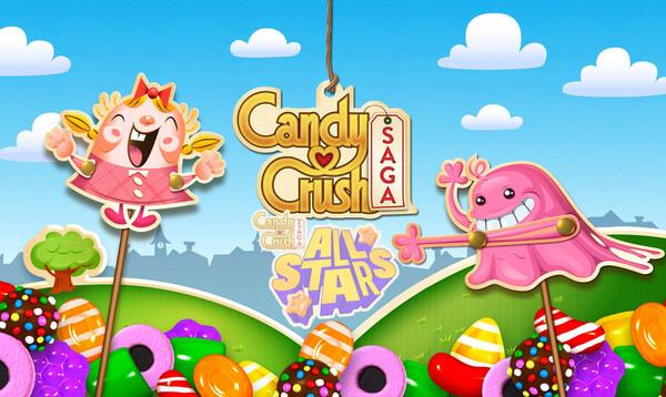 Candy Crush Saga, Candy Crush All Stars
