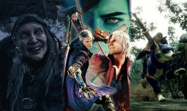 Capcom, Resident Evil, Monster Hunter