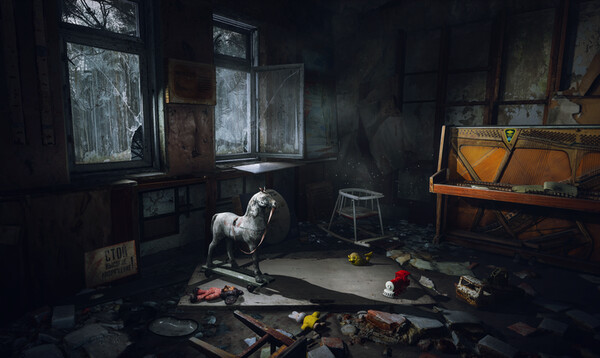 Chernobylite, The Farm 51, Tsernobyl, julkaisupäivä, kauhu,