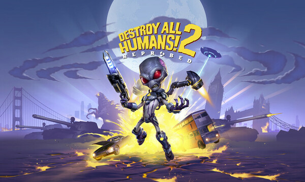 Destroy All Humans! 2: Reprobed, Destroy All Humans!, Destroy All Humans! 2, THQ Nordic, Black Forest Games