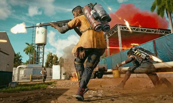 Ensitestissä Far Cry 6
