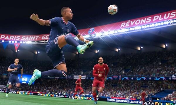 FIFA 22, EA, EA Sports, urheilu, jalkapallo, FIFA,