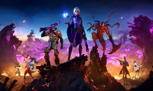 Carnage, Fortnite, Epic Games, Cubed, Chapter 2, Season 8,