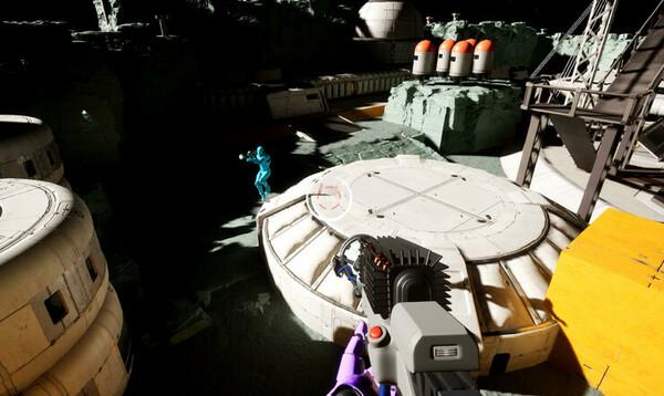 Low Light Combat Unreal Engine 5, Wolfire Games