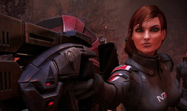 Tiesitkö? Yllättävä Mass Effect -projekti peruuntui odottamattomasta taloudellisesta syystä