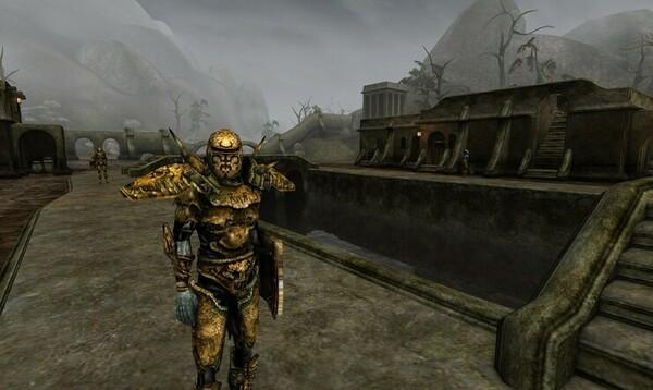 Retrostelussa The Elder Scrolls III: Morrowind – roolipeli, jolle ei ole vertaista vielä 19 vuotta myöhemminkään