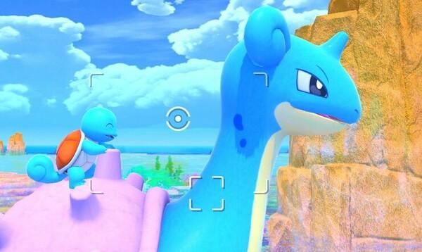 New Pokémon Snap, Pokémon Snap, Pokémon, päivitys, bandai namco, valokuvaus,
