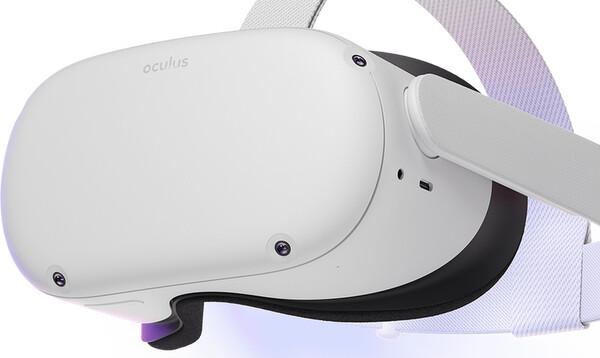 Oculus, Quest 2, myynnit, keskeytys, suojus