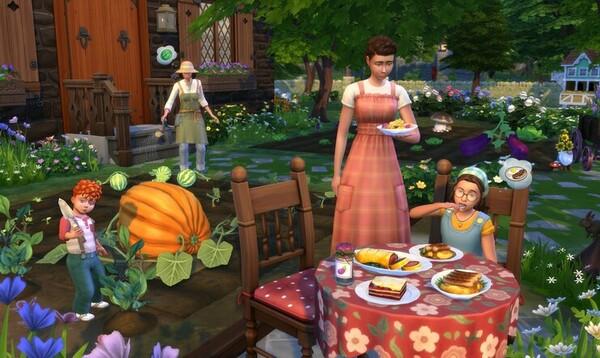 The Sims 4 palaa uomiinsa - ennakkotestissä ihanan leppoisa Maalaiselämää-lisäosa