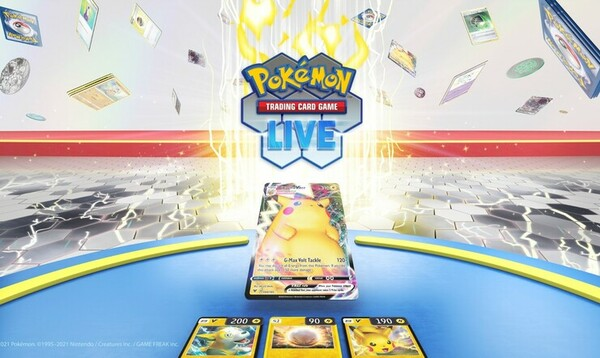 Pokémon Trading Card Game Live, Pokémon Trading Card Game, Pokémon, TCG, Pokémon-korttipeli, korttipeli