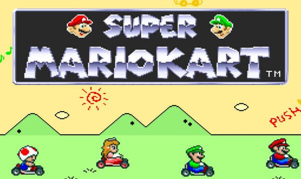 Retrostelussa Super Mario Kart – olisiko klassikkokaahailu toiminut ilman Super Marioa?