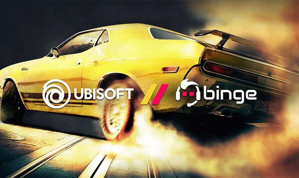 Driver, Ubisoft, Binge, televisio, tv-sarja,