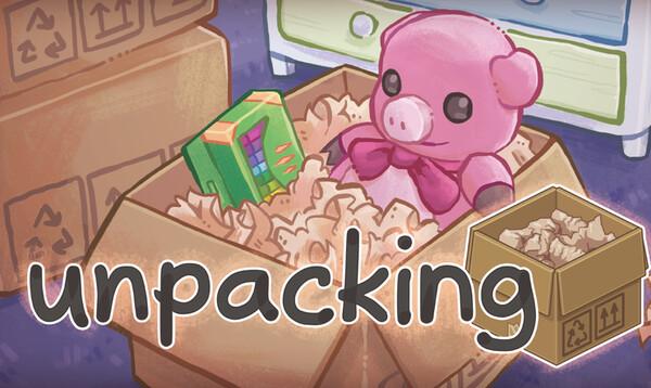 Unpacking, julkaisupäivä, indie,  Witch Beam, Humble Games,