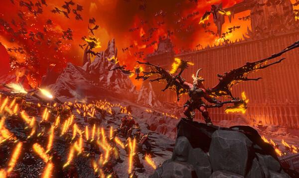 Total War: Warhammer III, Total War: Warhammer, Warhammer, Total War, strategia, lykkäys, 2022,