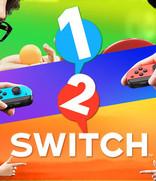 1-2-Switch -arvostelu