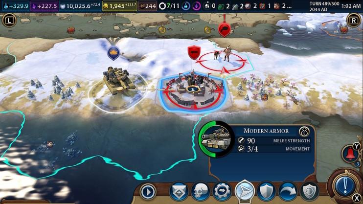 Sid Meier's Civilization VI (Nintendo Switch) / Arvostelut
