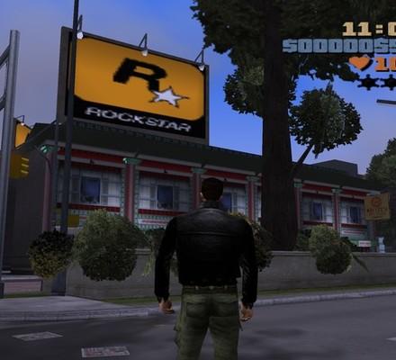 Retrostelu, Grand Theft Auto III, GTA III, GTA 3, Grand Theftu Auto 3