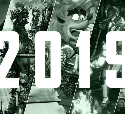 2019 tulevat pelit