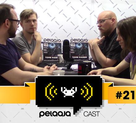 Kaitila pudottaa pommin nyt videolla – Pelaajacast 210 -videoversio katsottavissa