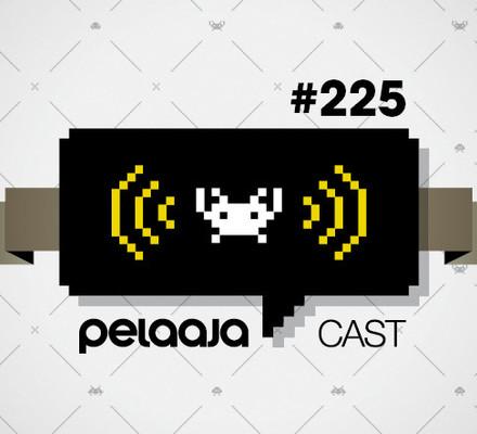 Pelaajacast 225: Taisteluenkeli ja pari muuta juttua