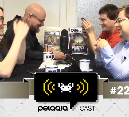 Pelaajacast #225 feat. Petteri Uusitalo