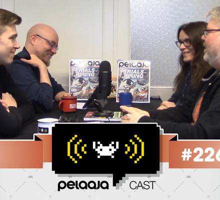 Pelaajacast 226 feat. Mikko Rautalahti