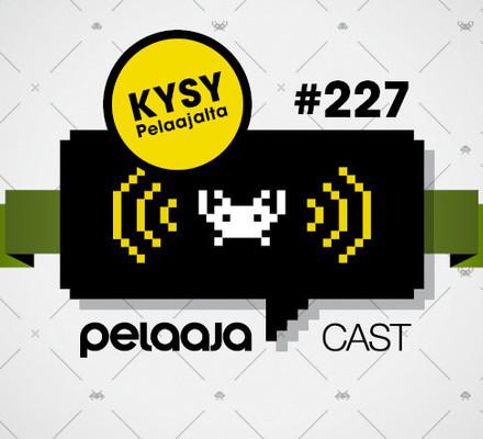 Pelaajacast 227: Kysy Pelaajalta