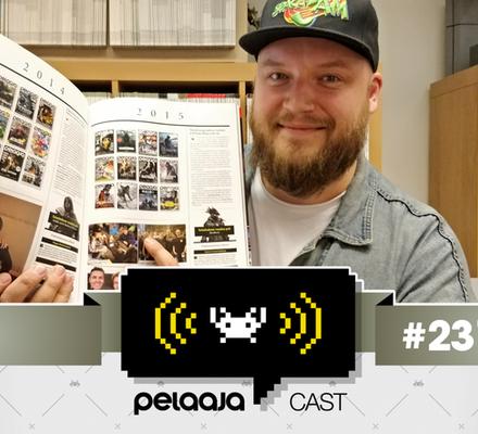 Pelaajacast 231 feat. Kasmir: MtG-magiaa ilmassa. Valokuva: Ville Arvekari, Pelaaja.fi