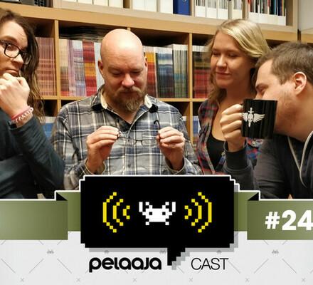 Pelaajacast 244: Vuoden parhaat pelit ja sitä rataa (Videotaltiointi)