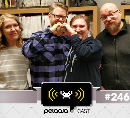 Gamer-ystävykset Grönberg & Tonteri Pelaajacast 246:n vieraana – jakson videotaltiointi nyt katsottavissa
