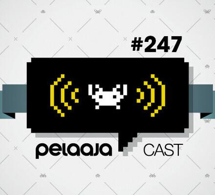 Pelaajacast 247 feat. Markus Heino: Homma kontrollerissa