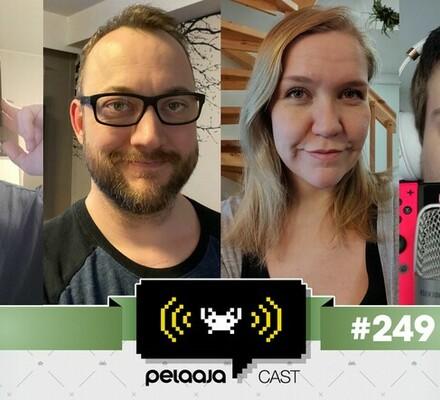 """The Show Must Go On – Pelaajacast 249 -videotaltiointi katsottavissa, vieraana Janne """"finngamer"""" Kaitila"""