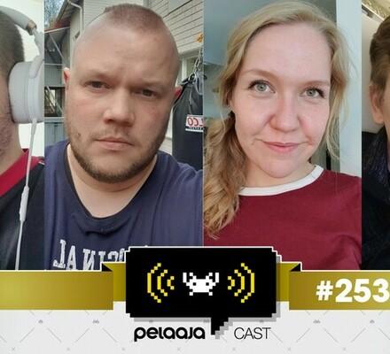 Unreal Engine 5, Tony Hawk, Mafia ja ennen kaikkea Eemeli Rekunen – Pelaajacast 253:n videoversio nyt katsottavissa!
