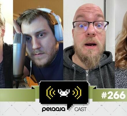Pelaajacastin vuosi 2020 pulkkaan Huttusen kera – 266. jakso nyt videona