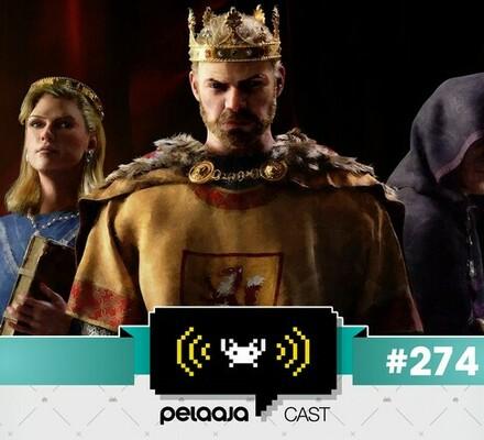 Pelaajacastin Crusader Kings III -toimintonnijakso nyt videona – vieraana kaivattu Janne Pyykkönen