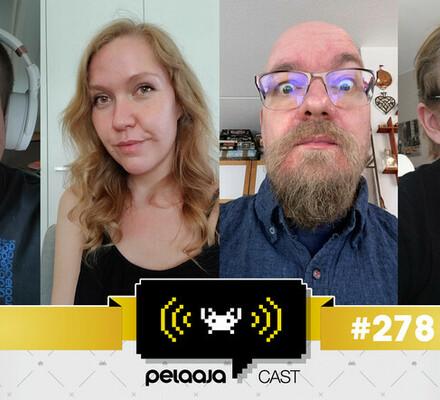 Pelaajacast 278: The Huttunen Reunion nyt videona – aiheina Destiny 2, Mass Effect, Fary Cry 6, Horizon 2, Dying Light 2 ja E3-odotukset.