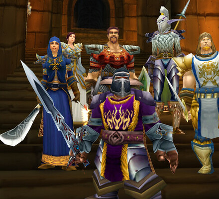 World of Warcraft, Vanilla WoW, Retostelu