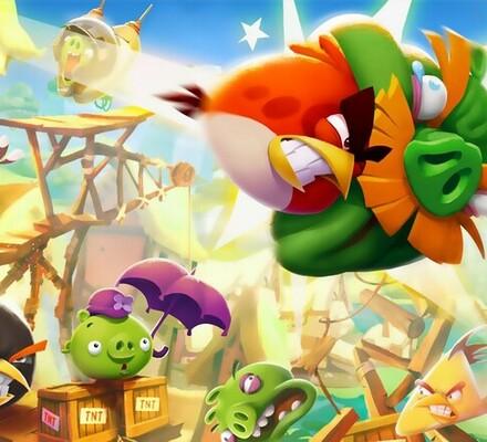 Angry Birds oikeudenkäynti